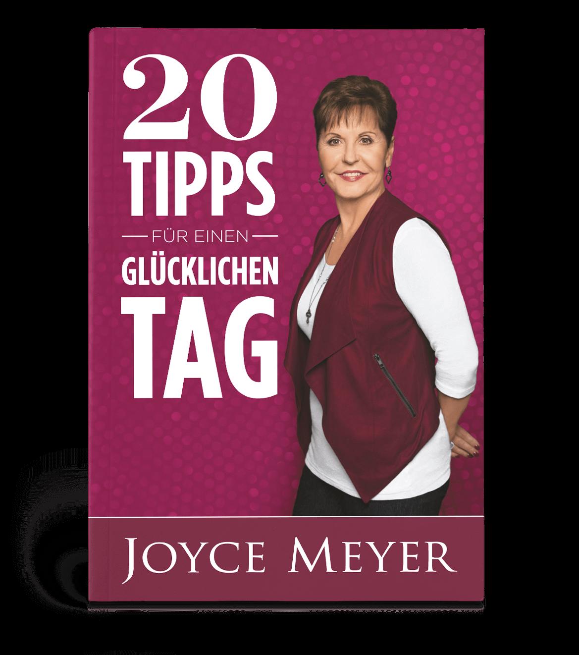 Dankbarkeit leben - Joyce Meyer