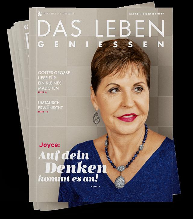 Tägliche Andacht - Joyce Meyer Ministries Deutschland