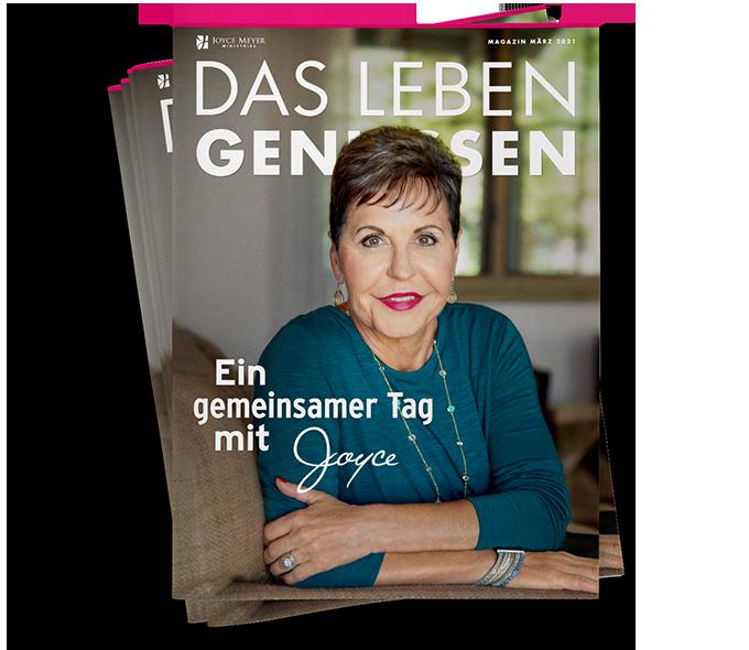 Tägliche Andacht - Joyce Meyer